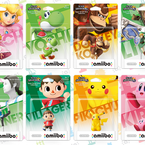 Nintendo's Amiibo figures are selling out