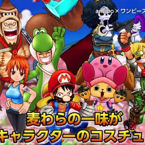 One Piece Super Grand Battle X takes advantage of your wave 1 Amiibo