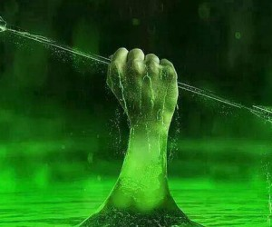 arrow lazarus pit thumb