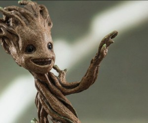 baby groot little