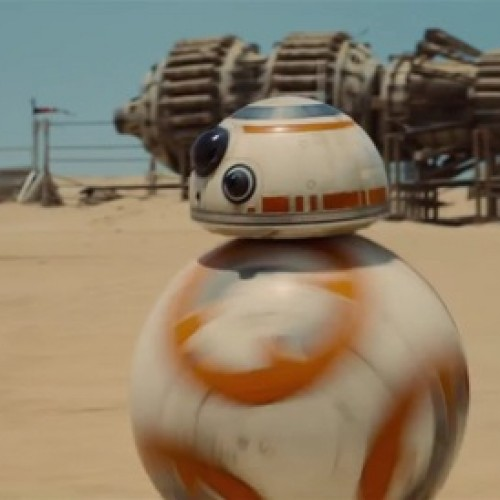 Mark Hamill says BB-8 droid is not CGI in Star Wars: The Force Awakens