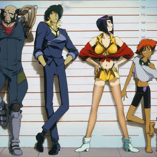 Cowboy Bebop heads to Hulu December 19th