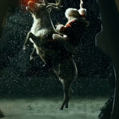 Doctor Who Christmas Special sneak preview – Santa Claus is coming to town!