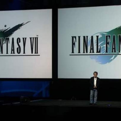 Square Enix trolls fans with Final Fantasy VII for PlayStation 4