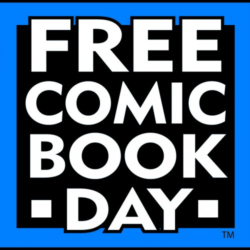 Free Comic Book Day in 5 days!