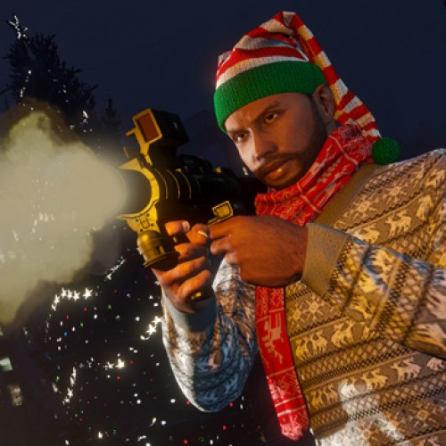 GTA Online will feature snowball fights and ugly Christmas sweaters