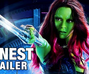guardians of the galaxy hontest trailer