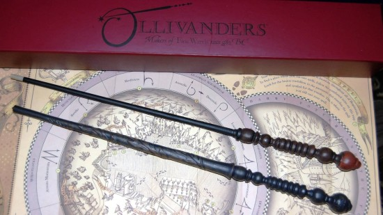 Harry potter interactive wands any muggle s dream nerd for Gregorovitch wands