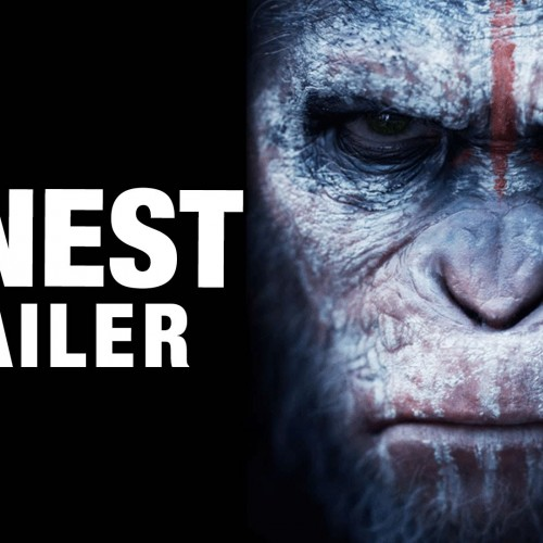 Dawn of the Planet of the Apes gets an Honest Trailer