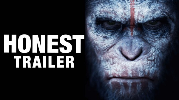 honest trailers dawn of the planet of the apes