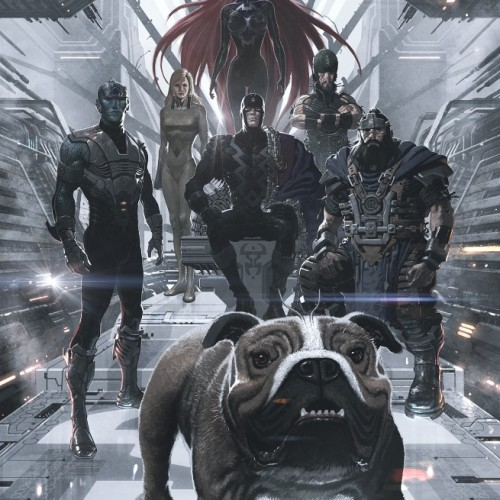 Rumor: Does Inhumans variant confirm connection with Agents of S.H.I.E.L.D.?