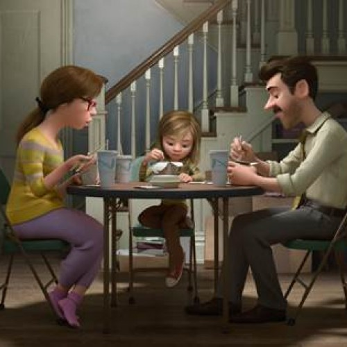 New Pixar's Inside Out trailer is online