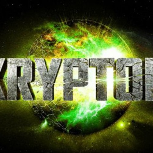 Syfy's Krypton, the pre-Superman series, gets a logo and synopsis