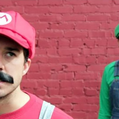 If Smash Bros. fought in real life