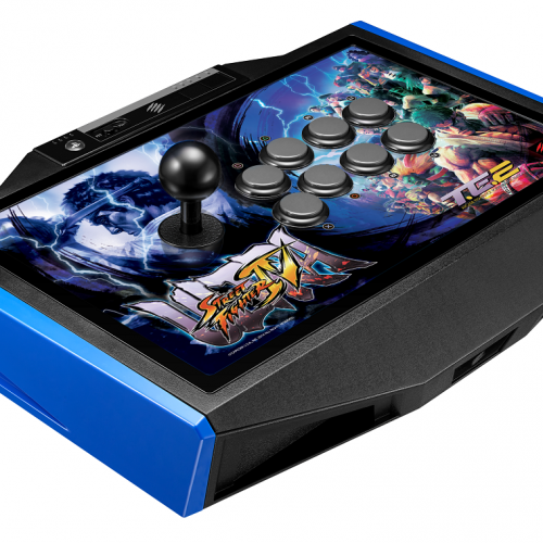 Mad Catz releases the Ultra Street Fighter IV TE2 Fightstick