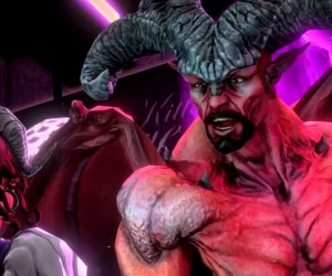 saints row gat out of hell musical devil