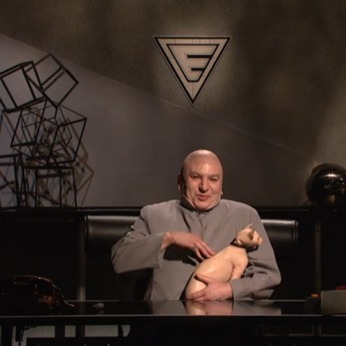 SNL mocks North Korea and Sony in cold open with Dr. Evil