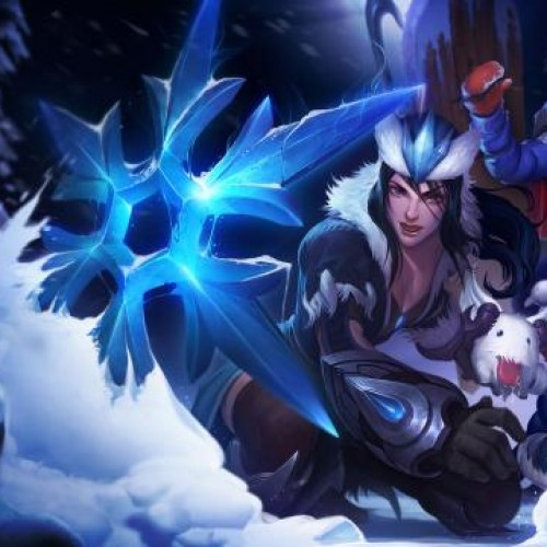 League of Legends: Snowdown Throwdown 2014