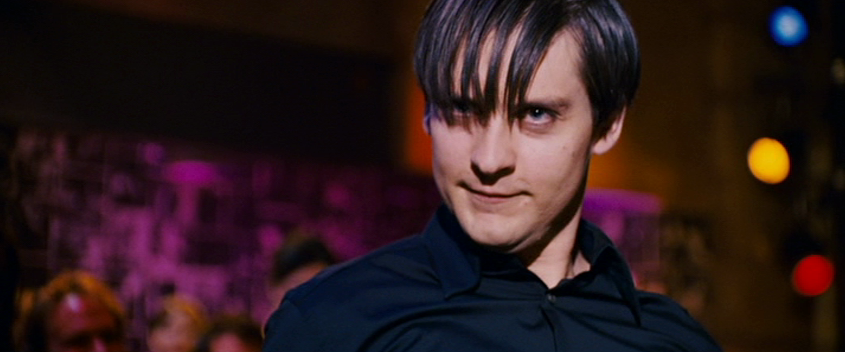 tobey maguire body
