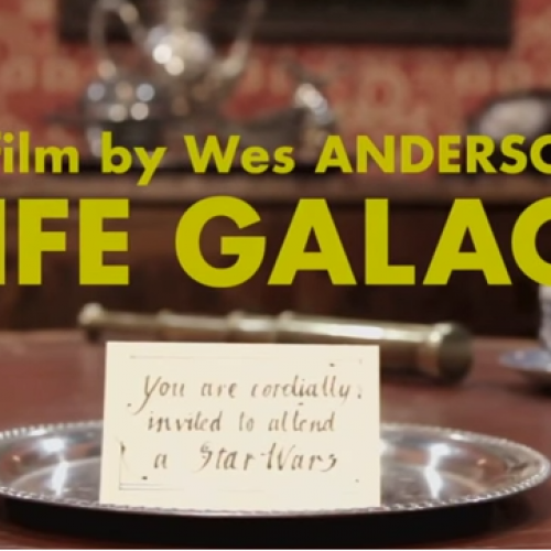 What if Wes Anderson directed Star Wars…