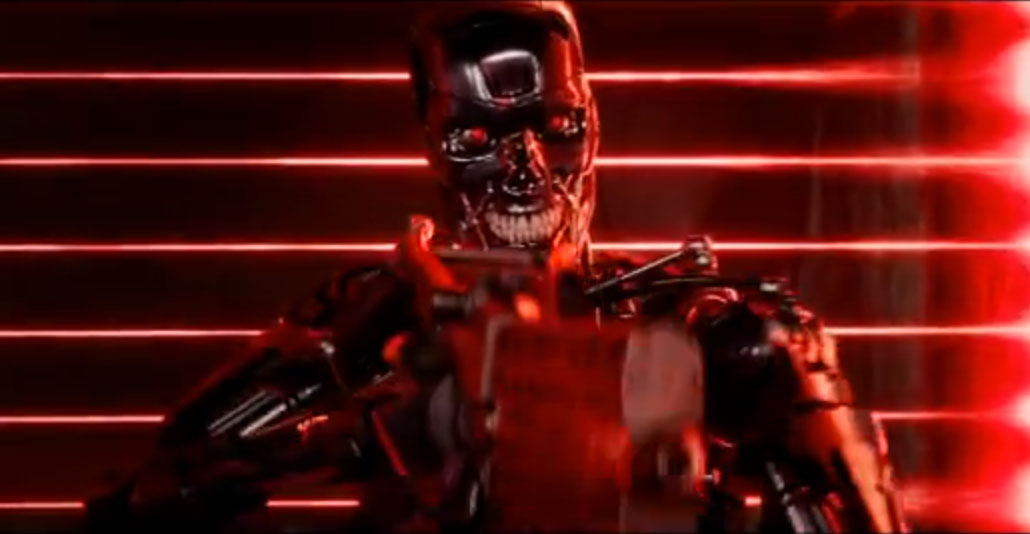 terminator an alert to human essay The latest instalment in the terminator franchise sees arnie's ageing android rewrite history artificial intelligence specialist gary marcus separates the science from the fiction unless you love special effects involving helicopters and molten metal, there is no real reason to see terminator genisys.