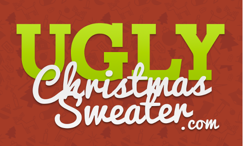 Not so Ugly Christmas Sweater