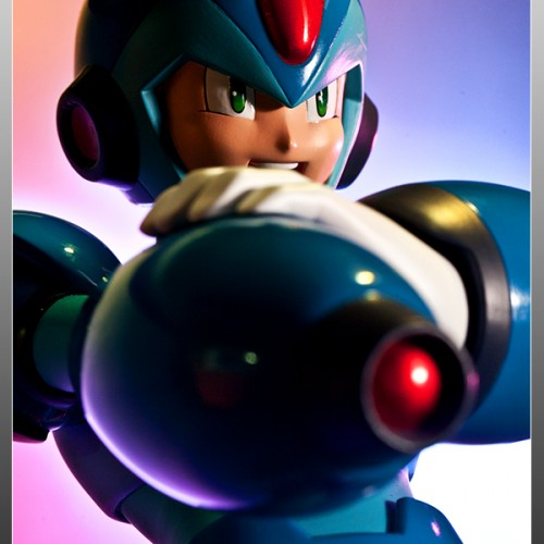 Mega Man X gets a First 4 Figures statue