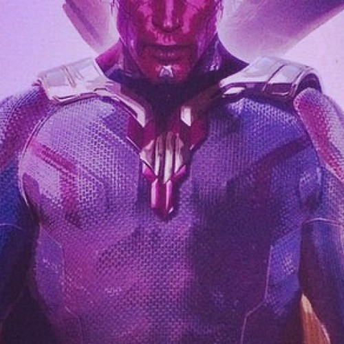 Take a look at the Vision in Avengers: Age of Ultron