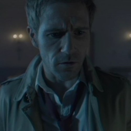 Constantine 'The Saint of Last Resorts' part 1 review (spoilers)