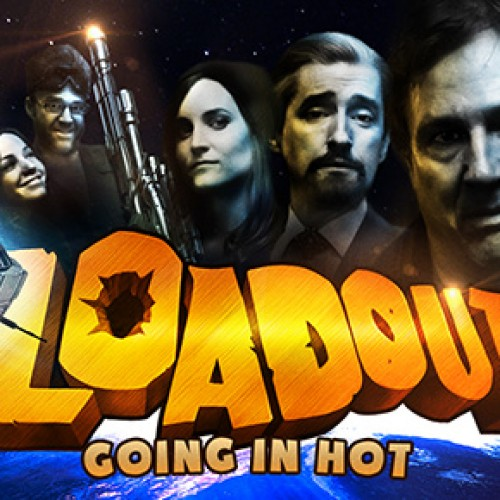 Loadout: Going in Hot space adventure short starring Richard Hatch