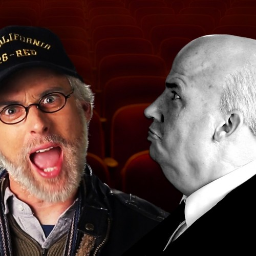 Spielberg, Hitchcock, Tarantino and Bay rap in Epic Rap Battles of History