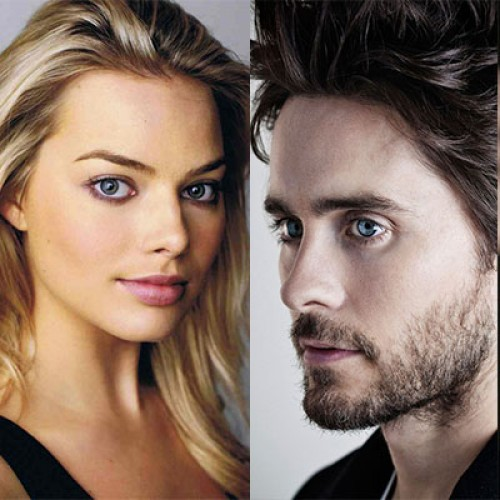 Jared Leto, Margot Robbie, Tom Hardy and Jai Courtney are this close to being in Suicide Squad