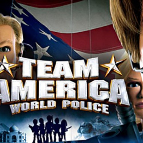 Paramount stops theaters from showing Team America