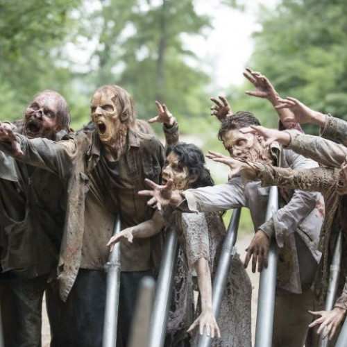The Walking Dead spin-off gets its first two cast members