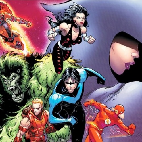 TNT's Titans series to include Nightwing