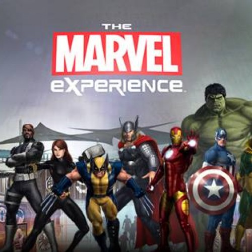 WWE's Triple H voices the Incredible Hulk in the Marvel Experience