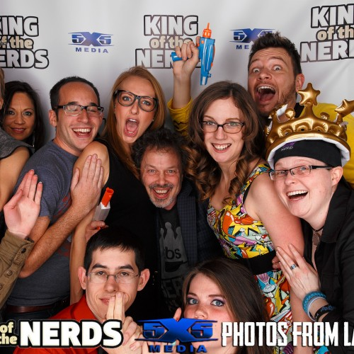 King of the Nerds is back Fridays on TBS