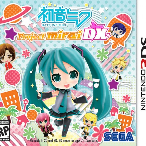 Hatsune Miku: Project Mirai DX for Nintendo 3DS