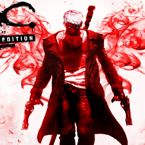 DmC Definitive Edition gameplay video running at 60fps