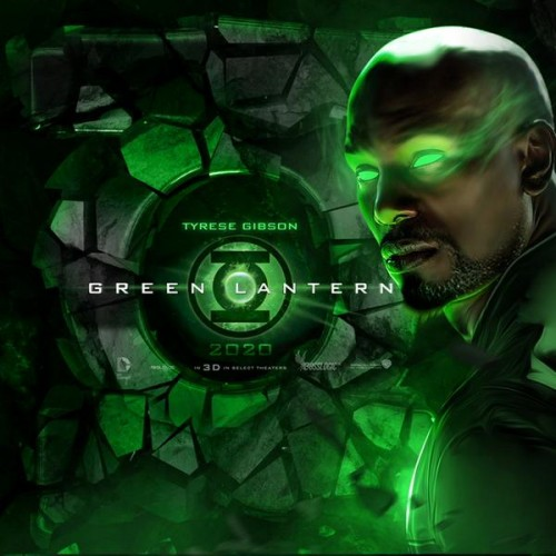 Tyrese meets with Warner Brothers about Green Lantern