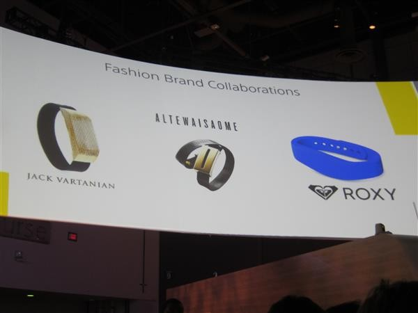 CES Sony Wearables 2