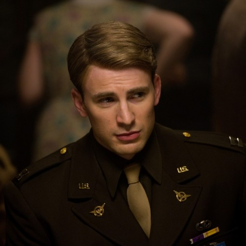 Chris Evans keeps convincing all of us he's actually Steve Rogers