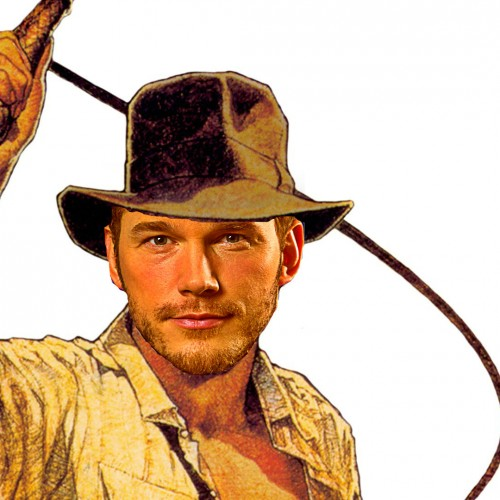 Steven Spielberg wants to direct Indiana Jones movie starring Chris Pratt