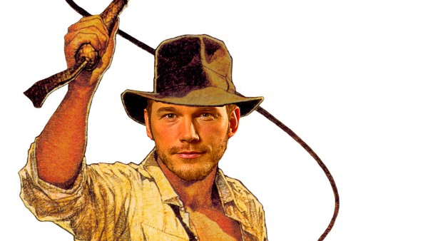 Chris Pratt Indiana Jones