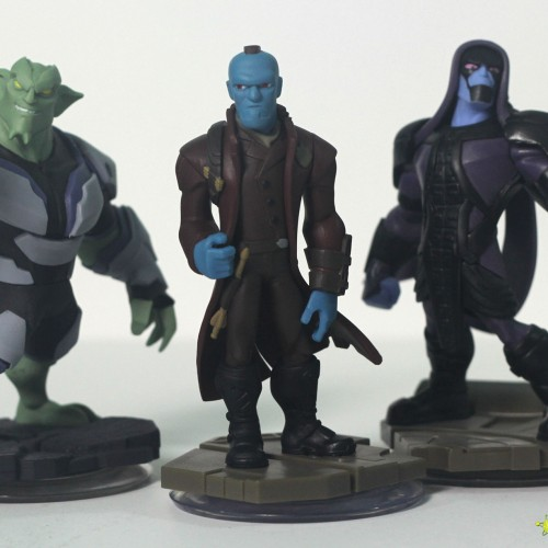 Disney Infinity's Ronan, Yondu and Green Goblin figure review