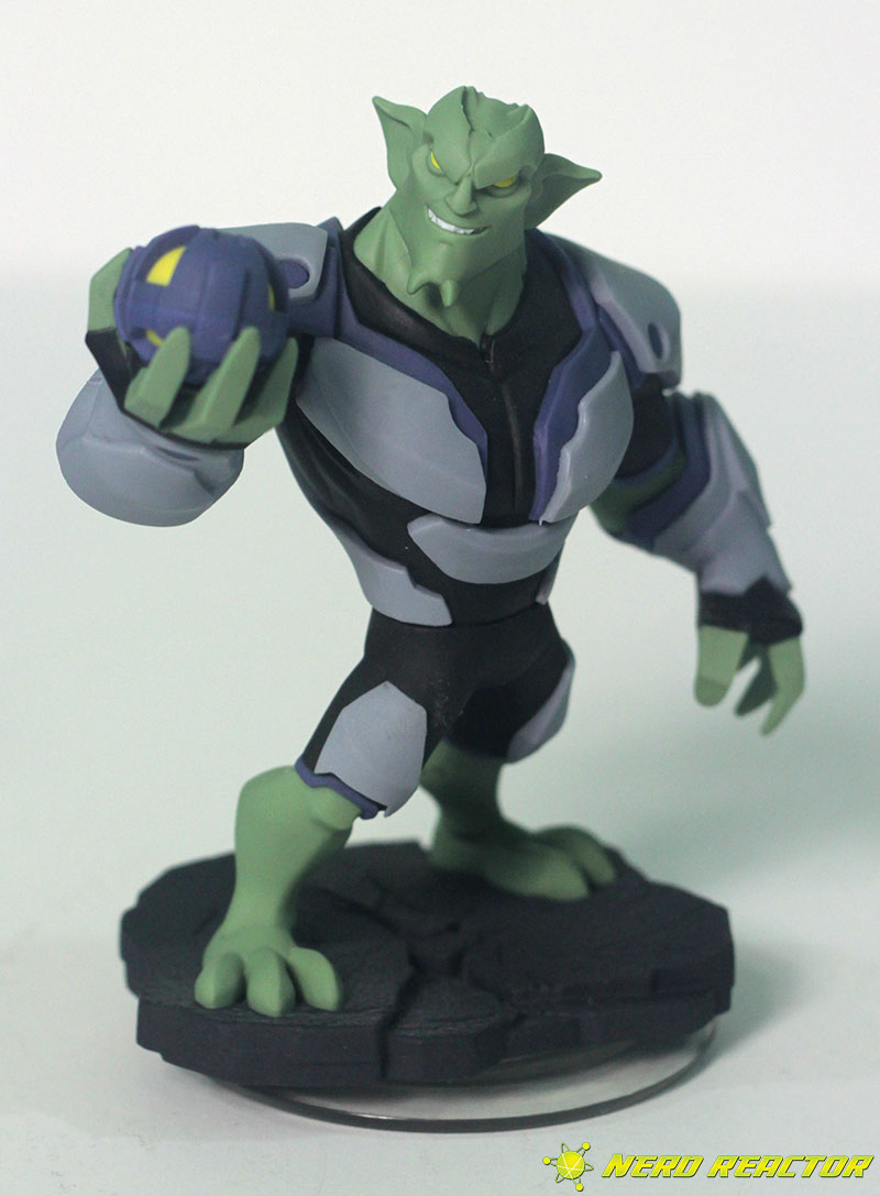 Disney Infinity Green Goblin figure