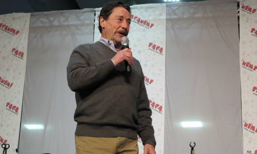 SacAnime 2015: Panel with Peter Cullen – More than meets the eye