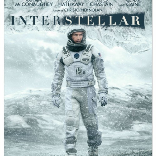 'Interstellar' Blu-ray Combo Pack, On Demand, and DVD coming out on March 31st, with tons of extras!