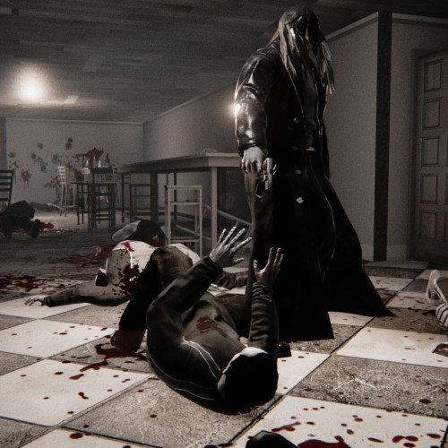 Hatred, the controversial killing game, is now available for pre-order