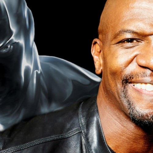 Terry Crews wants to be the Silver Surfer